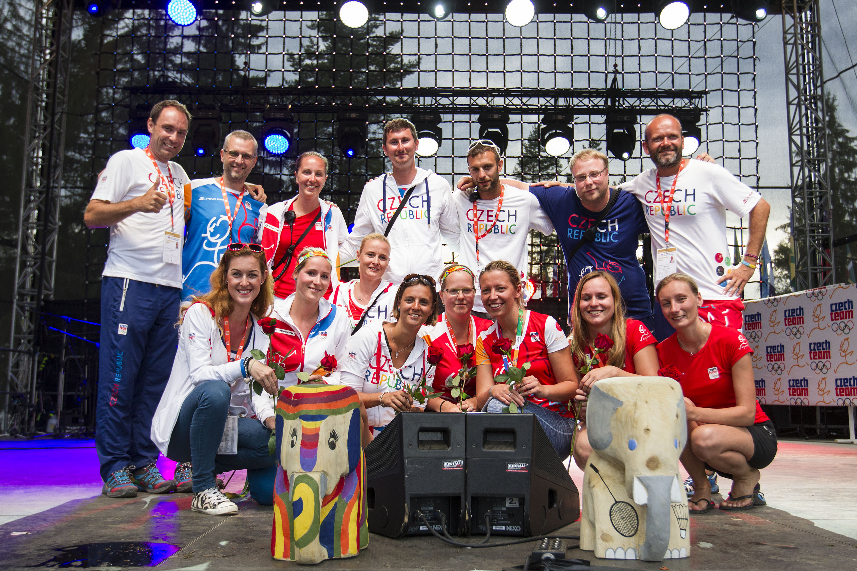 Organizační tým Rio-Lipno 2016