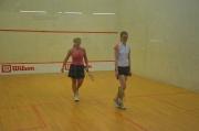 Squash ženy - Dana vs. Eva